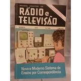 Antiga Revista Monitor De Rádio Televisão- Fm Estéreo-nº3664