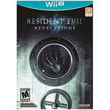 Resident Evil Revelations (nuevo Y Sellado) - Nintendo Wiiu