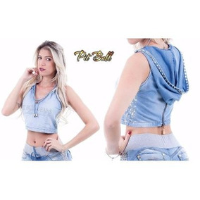 Cropped Original Pit Bull Jeans