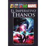 El Imperativo Thanos - Libro Marvel #64 - Salvat