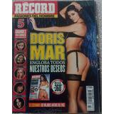 Revista Record Con Dorismar Con Poster, En Español