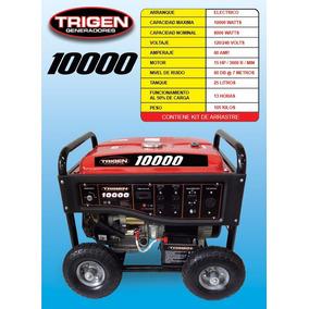 Planta De Luz O Generador Trigen 10000 Watts