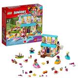 Juego Construccion Lego Friends Casa Lago Stephanie