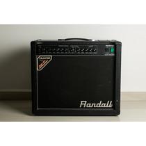 Amplificador Randall Rg50tc De Tubos