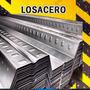 Lamina Losa Acero 6.10x0.80 Calibre22