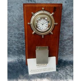 Reloj Porta Papel