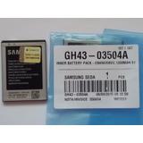 Bateria Eb494358vu Samsung Galax Ace Gt-s5830c 100% Original