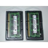 Memoria Ram Sodimm Ddr3 Samsung 2gb Para Laptop
