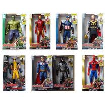 Vingadores Boneco Marvel The Avengers 30 Cm Unidades