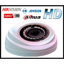 Camara Domo Hd 2.1mp 1080p Hikvision Jovision Dahua 2.8mm