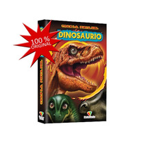 El Gran Libro De Los Dinosaurios + Dvd Y Lentes 3d