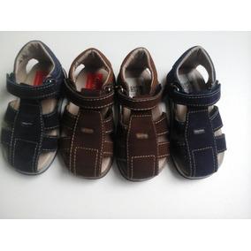 Zapatos Sandalia Gigetto Para Niños Talla 22
