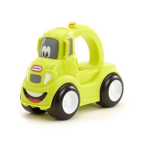 Camion Remolcador Con Manilla Y Sonido Little Tikes R3365