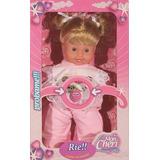 Muñeca Que Rie Ja Ja