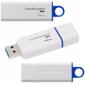 Pendrive Kingston Pen 64gb Usb Datatraveler Dt50