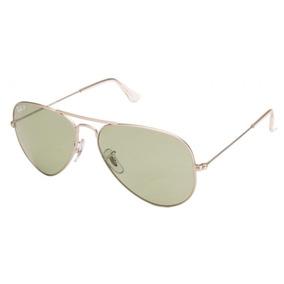 Óculos Ray Ban Oficial Aviator Lente Polarizada, G15, Rayban ... de1bda4d34