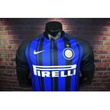 Camiseta Inter De Milan Italia 17-18