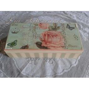Caja Alhajero Romantica Vintage