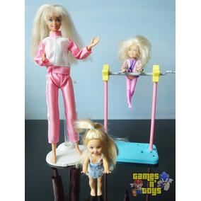Barbie Treinadora De Ginástica Olimpica Chelsea Kelly Mattel