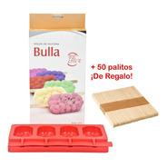 Molde Silicona Helado Palito Bulla Dos Lembas