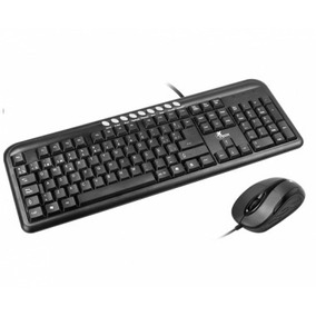 Combo Teclado Y Mouse Usb Xtech Xtk-300s