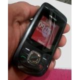 Nokia 2220 (original) Slaide Pequeno Facil Mexer Bateria Ok