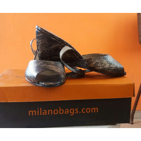 Zapatos Milano Bags Color Marron Talla 38
