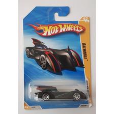 Hot Wheels Batmobile - Batman Batimovil 2010 New Models