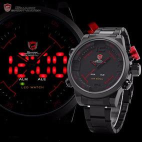 Reloj Para Hombre Militar-deportivo Digital Shark Oferta