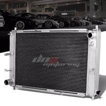 Radiador Aluminio Mustang Gt 97-04 3 -lineas