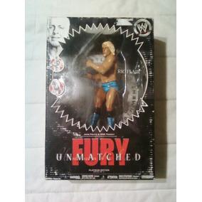 Figura Ric Flair Fury Unmatched Nueva Y Sellada Wwe