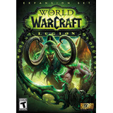 Videojuego World Of Warcraft Legion Expansion Pc Activision