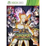 Naruto Shippuden Ultimate Ninja Storm Revolution - Xbox 360