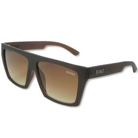 Óculos De Sol Evk 15 New Masculino Marrom Uv400 Frete Grátis d8b232ca08