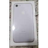 Iphone 7 32gb Prata Silver Anatel Lacrado 12x S/ Juros