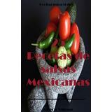 25 Recetas De Salsas Mexicanas-ebook-libro-digital