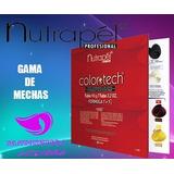 Oferta Gama De Mechas De Colores Tinte Colortech Nutrapel