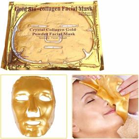 Mascarillas Gold Bio Colageno (6 Pzas)