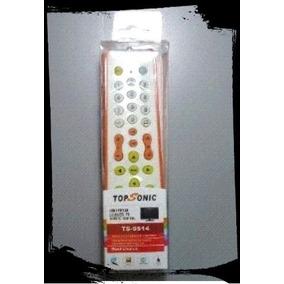 Control De Tv Utech Modelo U3208uhd Y U3209uhd