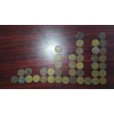 5 Centavos 1956-1969 México Lote De 41 Monedas