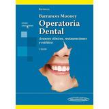 Barrancos Operatoria Dental 5ta Ed. Libro Impreso Y Nuevo