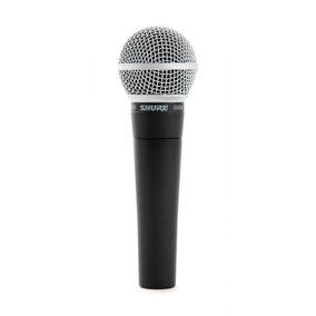 Microfone Shure Sm58 Lc - Original | México - Nf - Garantia