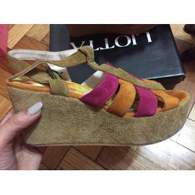 Zapatos De Gamuza Para Mujer