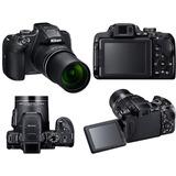 Camara Foto Video Nikon Wifi 20mpx 4k Bluetooth