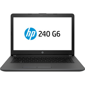 Notebook Hp G6 240 14 Core I5 4gb 1tb Freedos 6 Cuotas