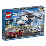 Lego City 60138 Persecución Por La Autopista Original