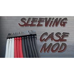Nylon Braid Malha Nautica - Sleeving - Sleeve - Casemod 1/8