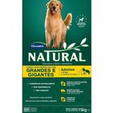 Ração Guabi Natural Cães Adultos Raças Grande E Gigante 15kg