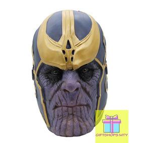 Mascara Latex Thanos Halloween 2018