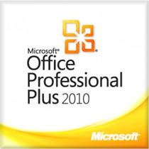 Pacote Ferramenta De Produtividade Office 2010 Pro Pc